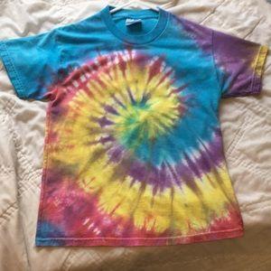 Hanes tye dye T- shirt